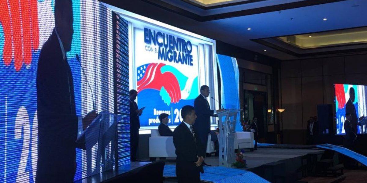 Inauguran encuentro para promover la inversión de inmigrantes guatemaltecos