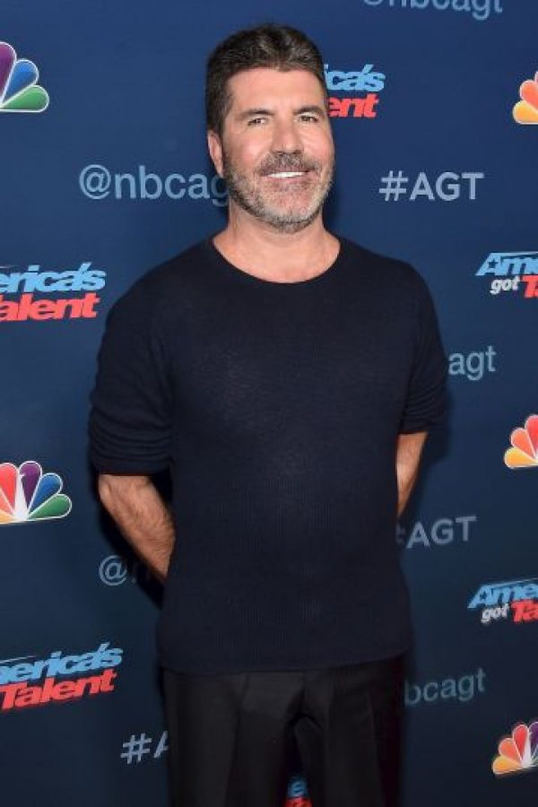 Getty Images Foto:Simon Cowell
