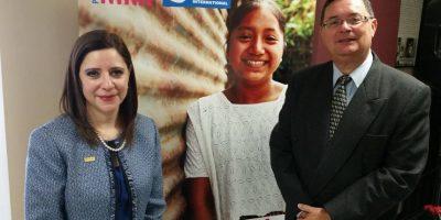 Con Q75 puedes apoyar a que un niño guatemalteco estudie