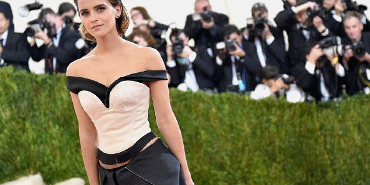 Se filtran nuevas imágenes de Emma Watson como
