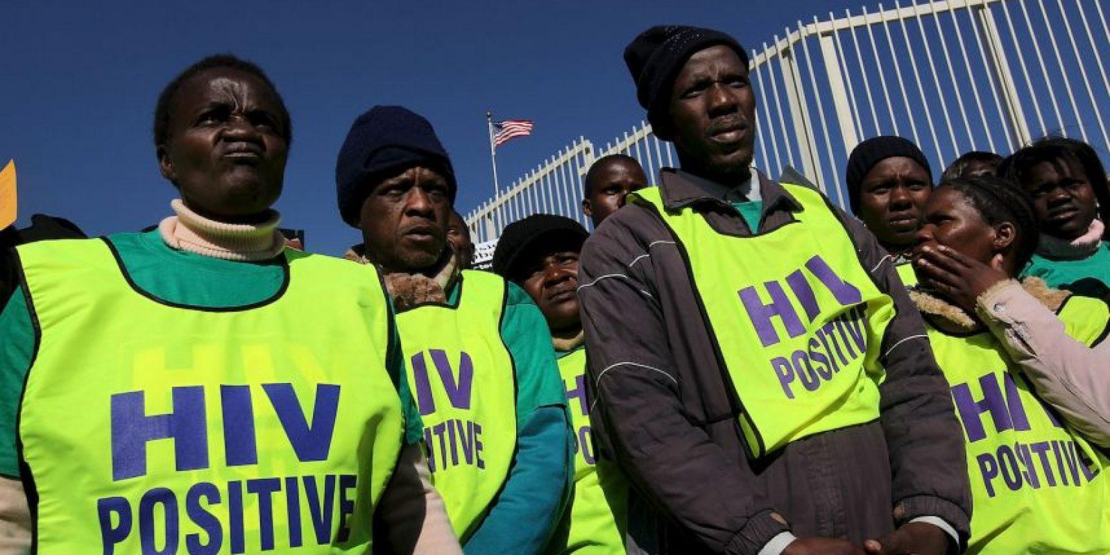 Getty Images Foto:Información: Organización Mundial de la Salud