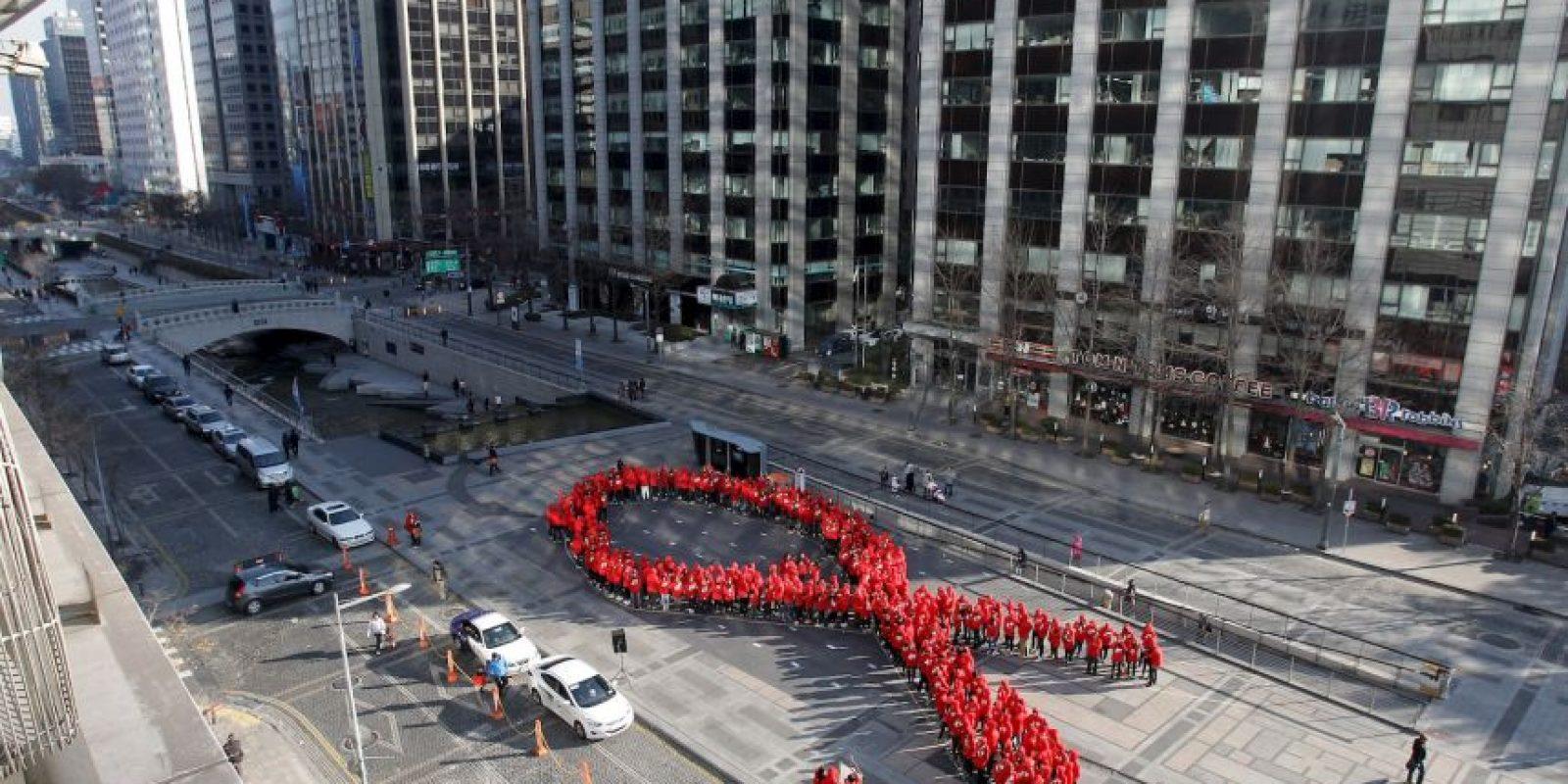 Getty Images Foto:A finales de 2014, había 36.9 millones de personas infectadas de VIH en el mundo
