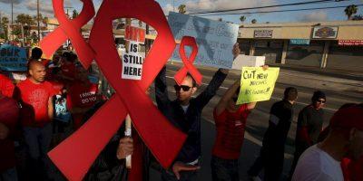Getty Images Foto:Se calcula que solo el 54% de las personas con VIH conocen su estado