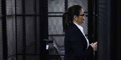 Roxana Baldetti contrató a un abogado que tiene experiencia en defenderla