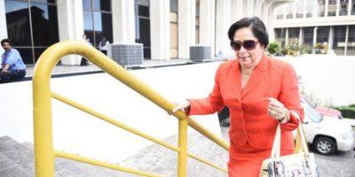 Exjueza Jisela Reinoso conocerá sentencia por enriquecimiento y dice estar en