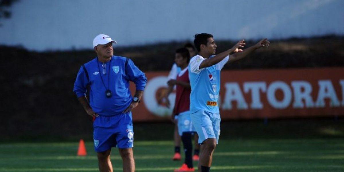 Los cinco grandes retos de Claverí con la selección de Guatemala