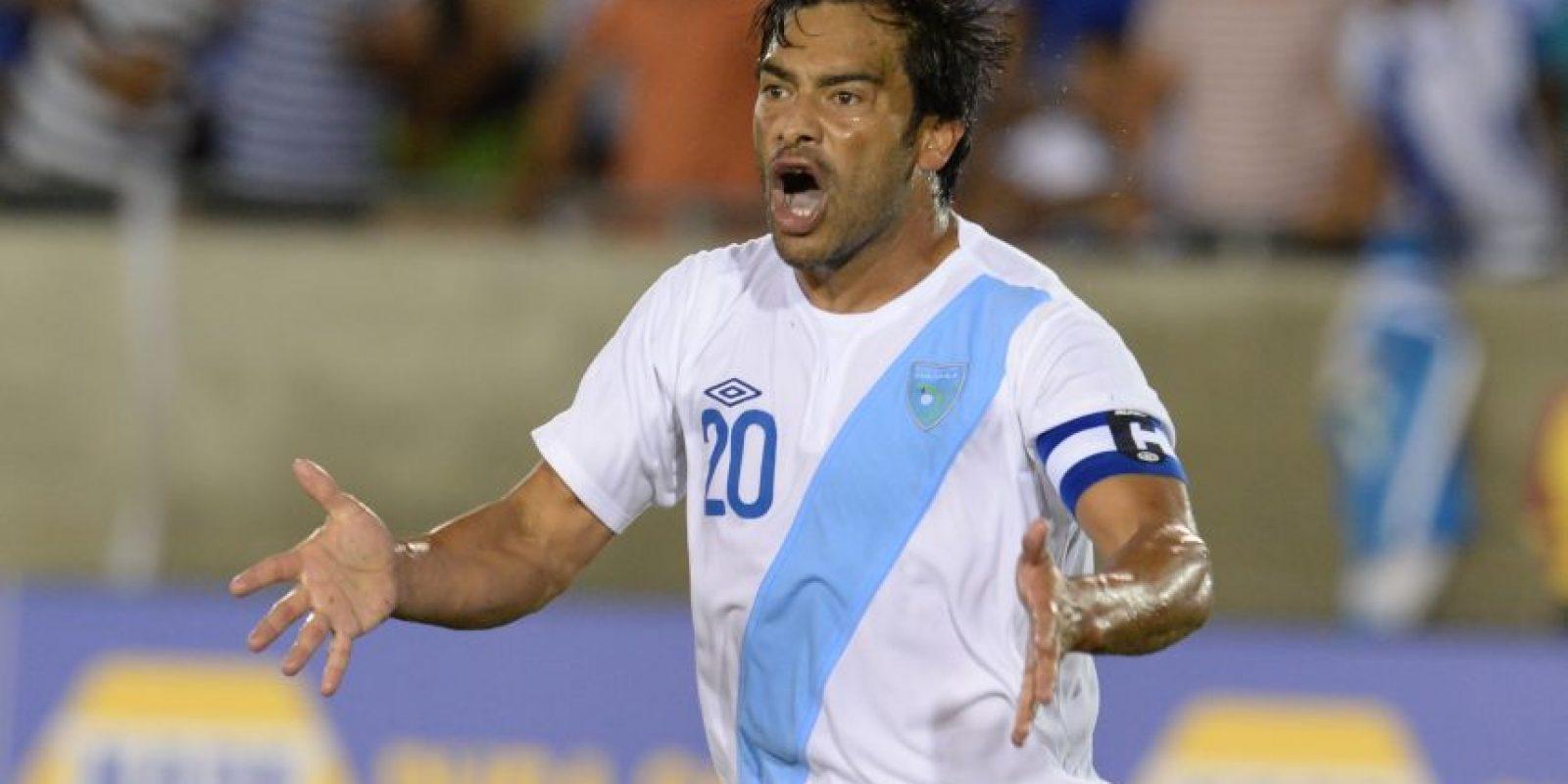 Claverí tiene grandes desafíos por delante como responsable de la selección de Guatemala. Foto:Publisport