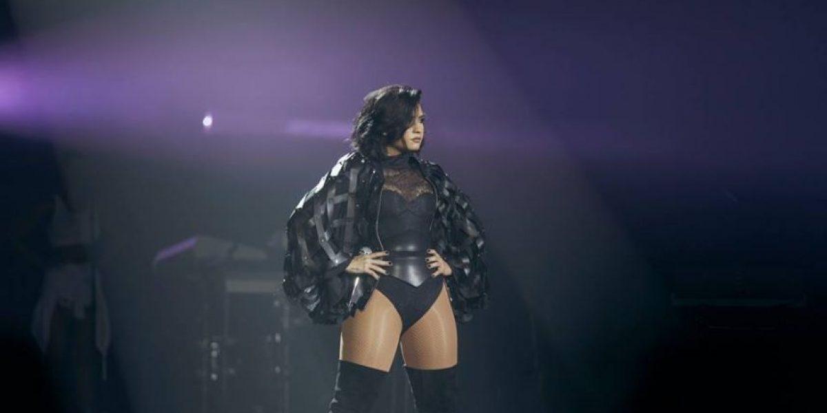 Demi Lovato se despide de la música y los reflectores