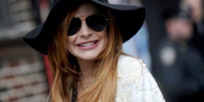 Publican las fuertes imágenes de la cirugía de mano de Lindsay Lohan
