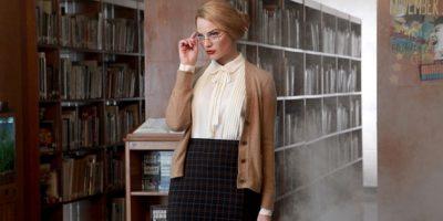 VIDEO. Margot Robbie hace un sexy y divertido baile vestida como bibliotecaria