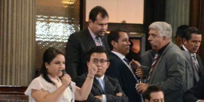 Congreso vota en contra del estado de Calamidad