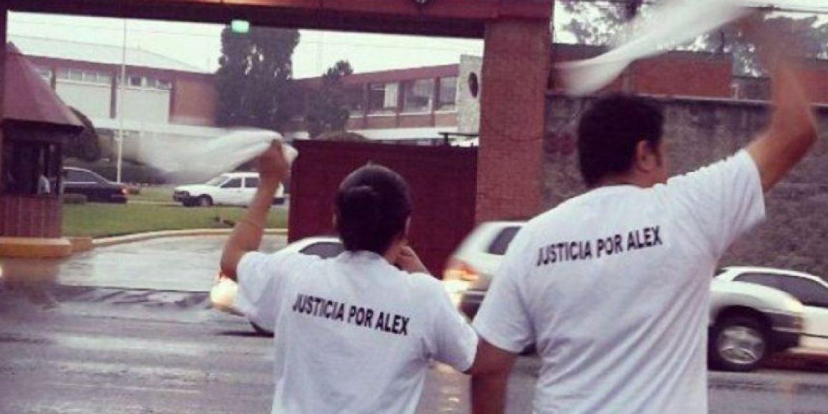 Liceo Javier critica atraso en la investigación del MP por la muerte de Alexander