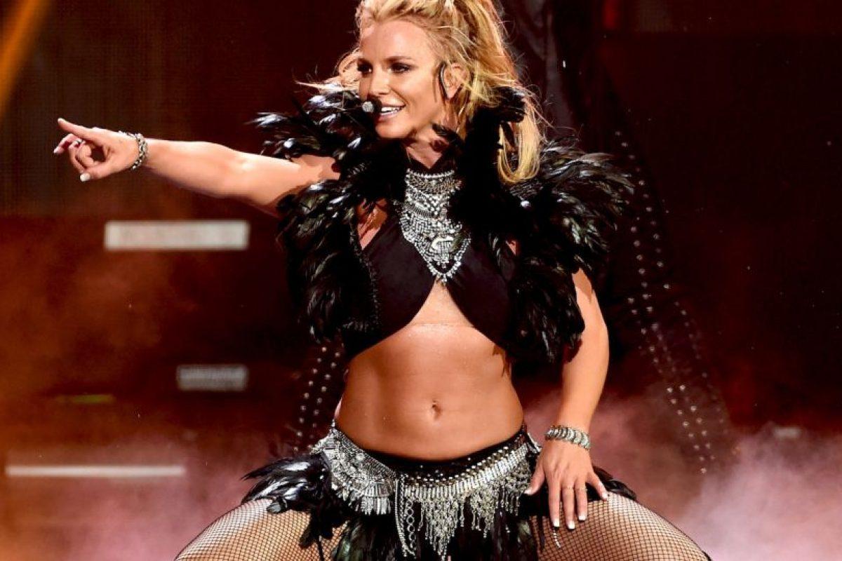 Getty Images Foto:La cantante se encuentra muy feliz