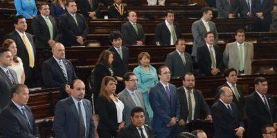 """Jimmy Morales responsabiliza al Congreso """"si algo pasa"""" por no ratificar el estado de calamidad"""