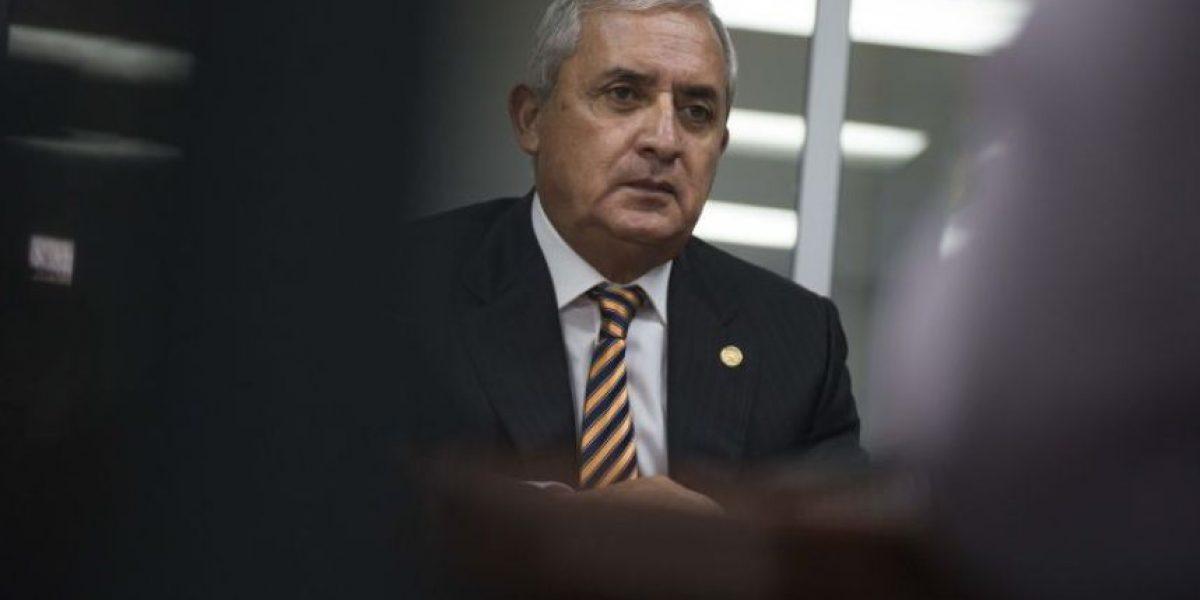 Caso La Línea: Otto Pérez Molina se queda sin abogados, uno renuncia y otro se excusa