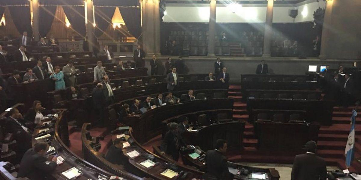 Diputados no aprueban el estado de Calamidad decretado por el Ejecutivo