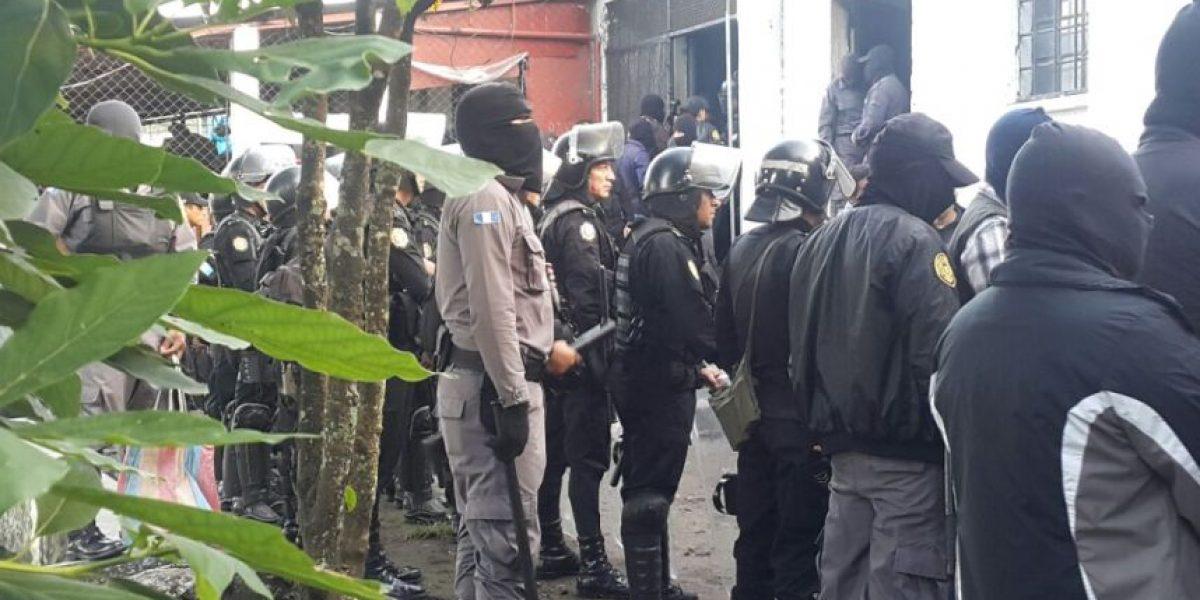 Con requisas buscan retomar el control de la cárcel El Boquerón y Fraijanes 2