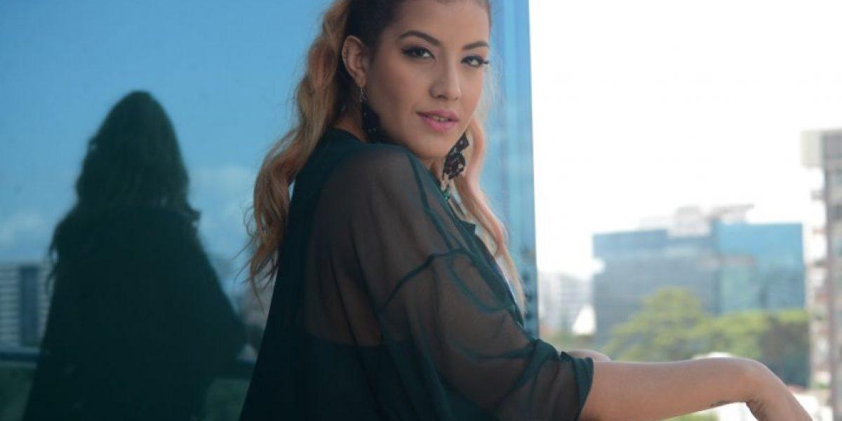 """Valeria Cid: """"Con una persona a la que le guste mi música, sé que voy por buen camino"""""""