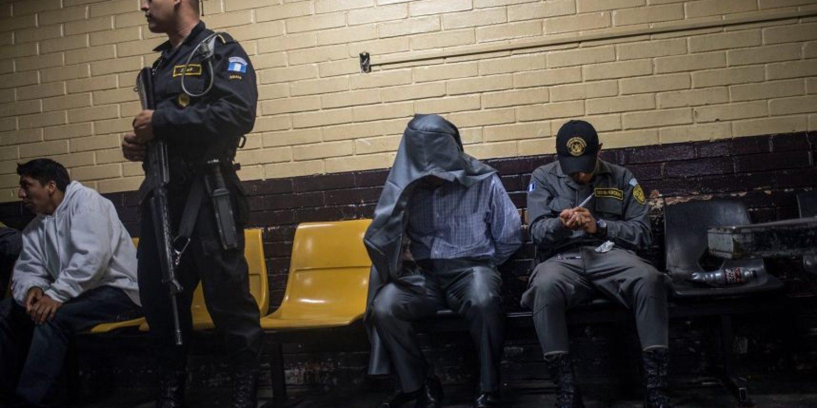 El doctor Erwin Raúl Castañeda Pineda fue detenido en 2015. Foto:Oliver de Ros