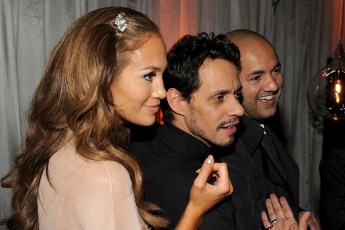 Getty Images Foto: Jennifer López regresa con Marc Anthony