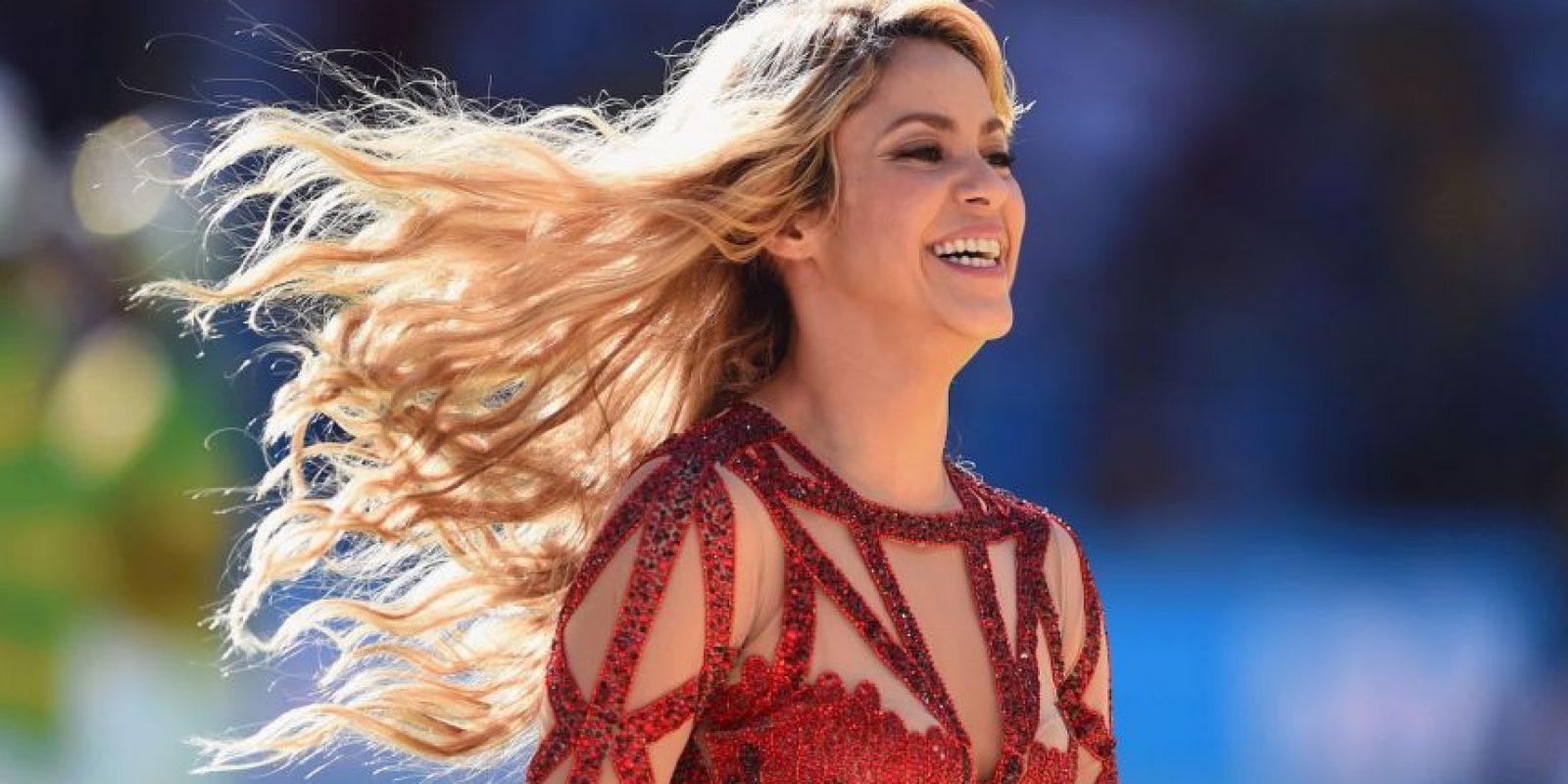 Getty Images Foto:Se divierte y ejercita al mismo tiempo