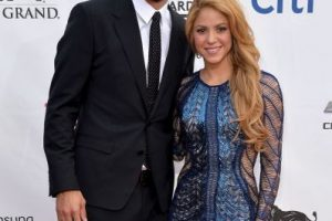Getty Images Foto:Shakira y Gerard Piqué