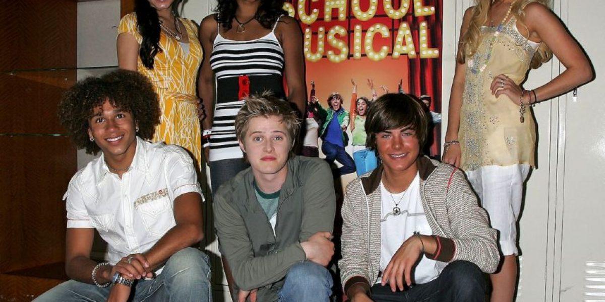 Fotos: Se reencuentran los galanes de High School Musical