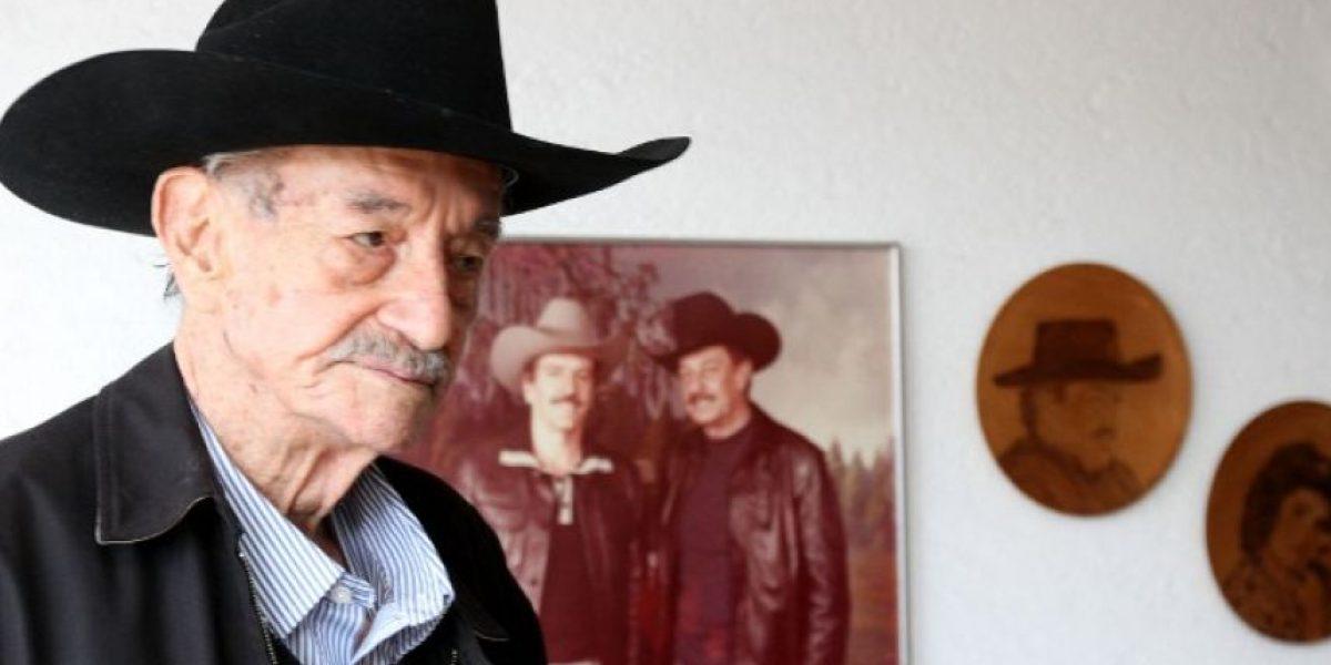 Actores y músicos mexicanos lamentan la muerte de Mario Almada