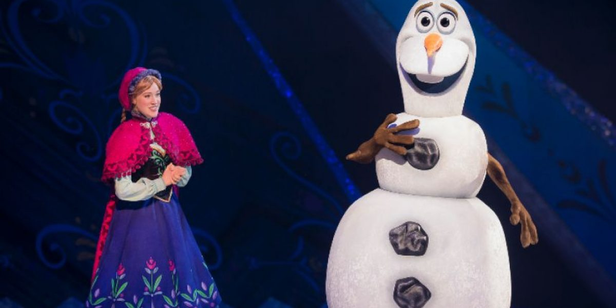 "Disney On Ice regresa a Guatemala con Anna y Elsa de ""Frozen"""