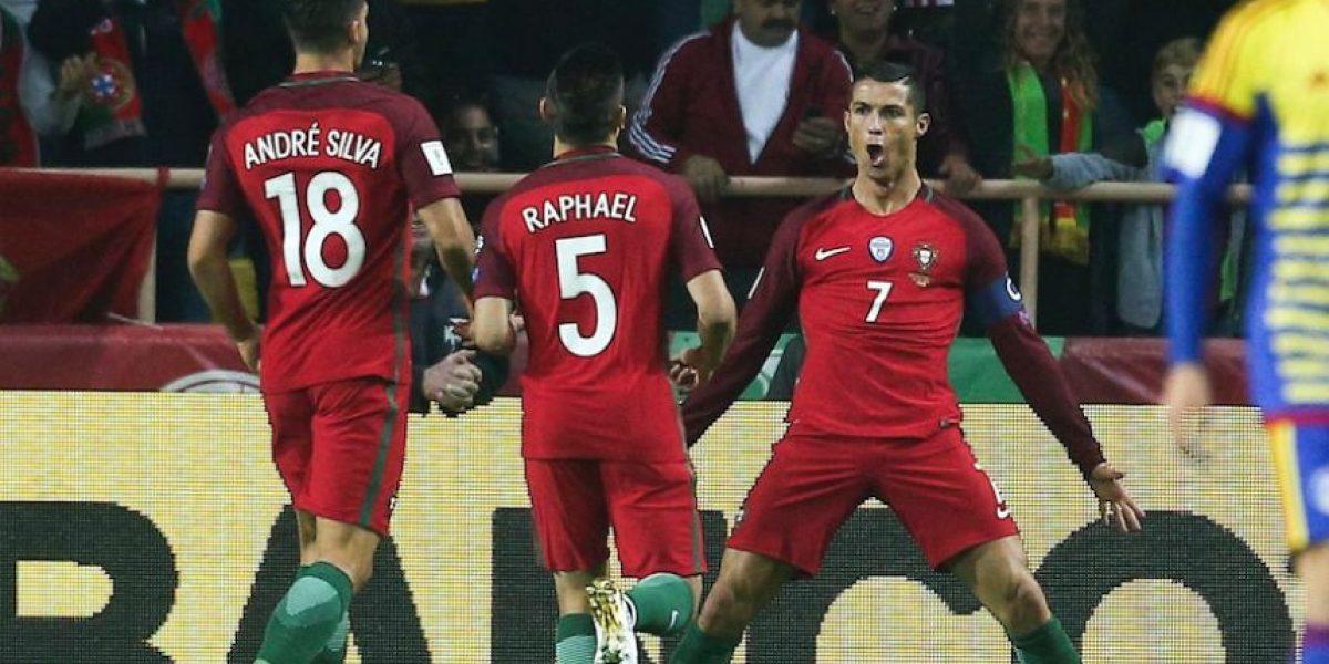 Cristiano Ronaldo, la estrella de la fecha FIFA en Europa