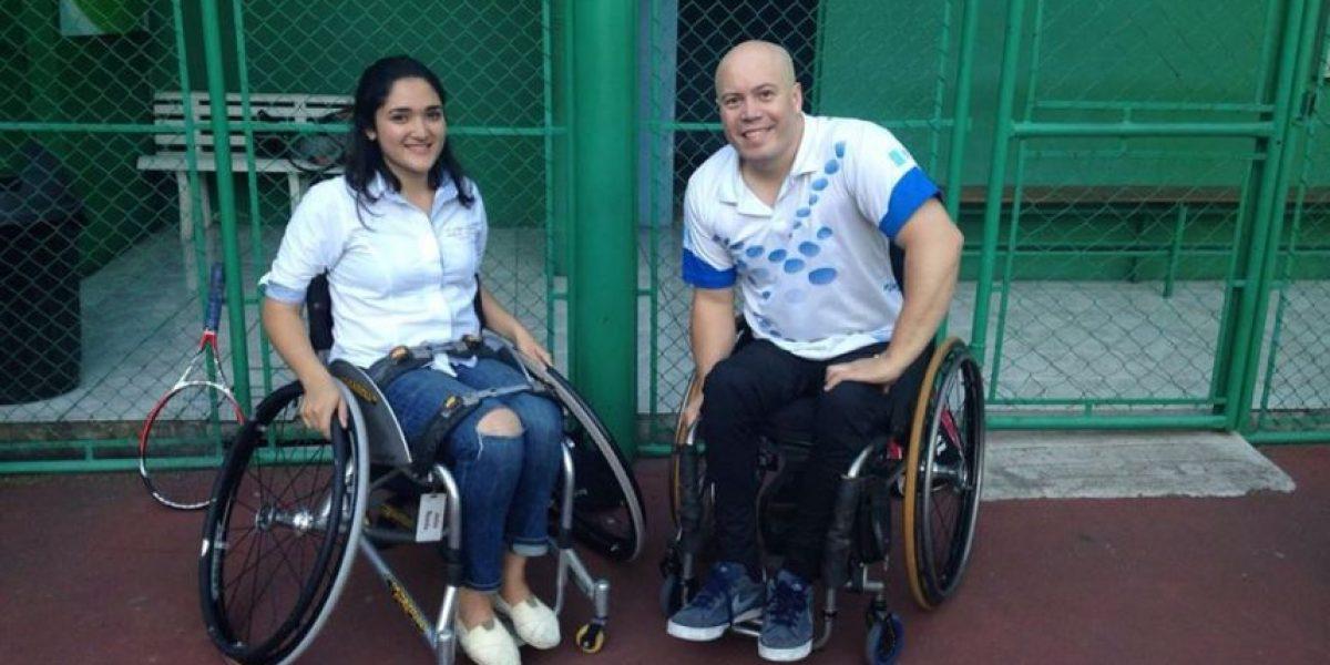 Guatemalteco Julio Rueda avanza a cuartos de final en abierto de Estados Unidos