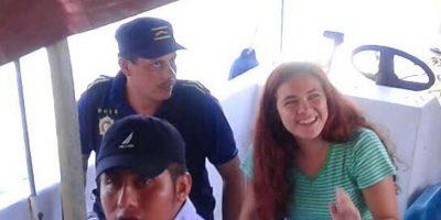 Surgen detalles de la localización de Lucía Samayoa en Izabal