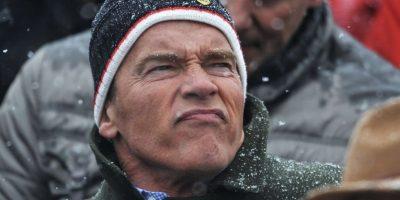 Getty Images Foto:Como Schwarzenegger, el gobernador de Utah, Gary Herbert, fiel republicano, también retiró su apoyo.