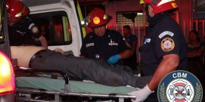 Balacera en cancha de futbol en Palencia deja una persona fallecida y varios heridos