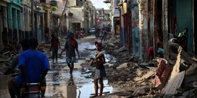 Huracán Matthew provoca nueva catástrofe humanitaria en Haití