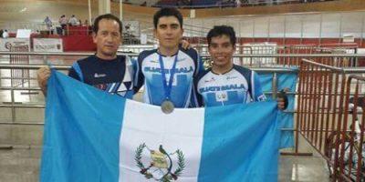 Manuel Rodas gana medalla de plata en Panamericano de México