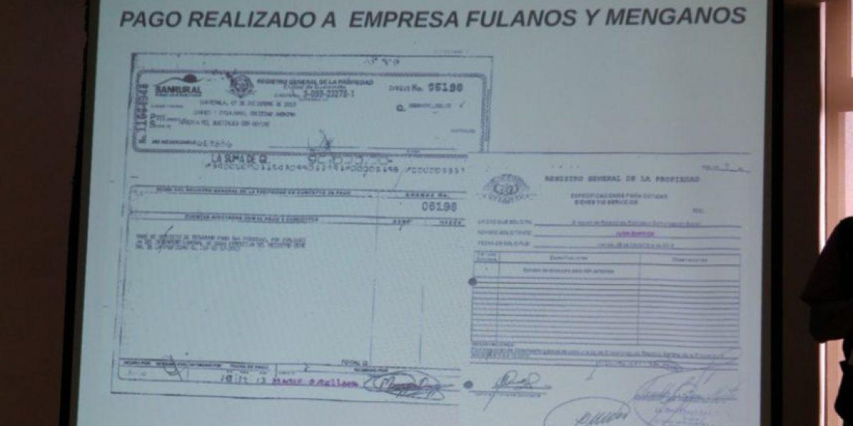 Representante legal de Fulanos y Menganos amplía declaración por el caso #BotínRegistroPropiedad