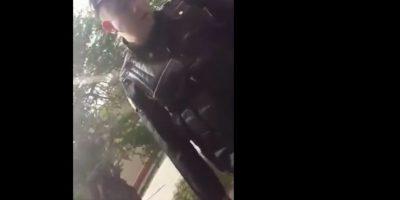 Luego de que se hiciera viral video de soborno, autoridades investigan a un agente policial
