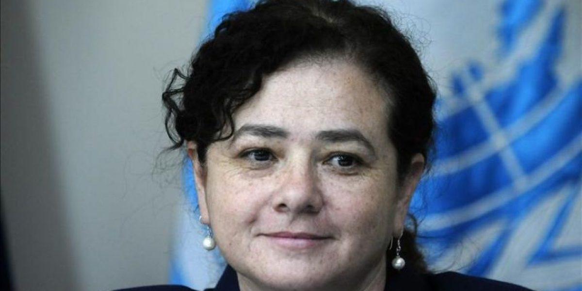Exfiscal Claudia Paz y Paz entre los nuevos asesores principales de WOLA