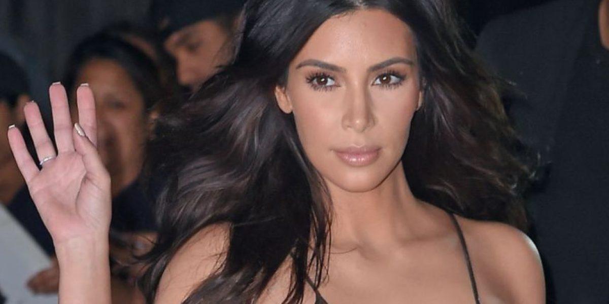Kim Kardashian no es la misma después del asalto y luce irreconocible