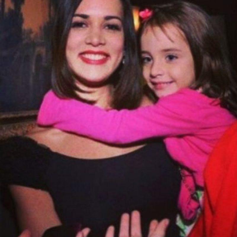 Vía instagram.com/mayaberryspear/ Foto:Hija de Mónica Spear manda emotivo mensaje a su mamá