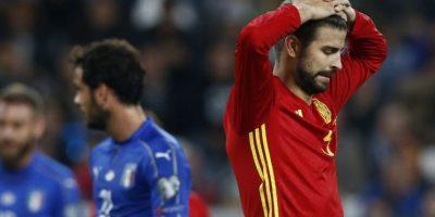 Gerard Piqué anuncia su despedida de la selección española