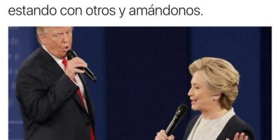 Twitter.com Foto:Y hasta sirvió para imaginar un duelo musical