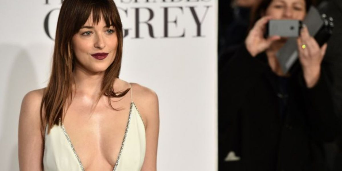 Dakota Johnson se muestra al natural, sin una gota de maquillaje