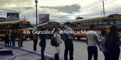 El domingo los pilotos decidieron dejar de presta el servicio. Foto:Foto Iris González