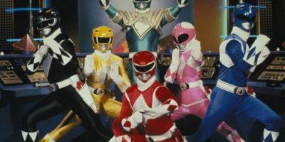 """Los """"Power Rangers"""" originales se reúnen 23 años después del estreno de la serie"""