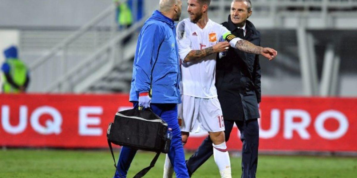 Ya se conoce el alcance de la lesión de Sergio Ramos