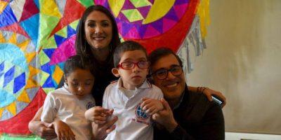 Un barrilete elevará los sueños de los guatemaltecos en escritura Braille