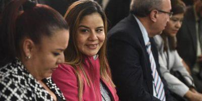 Claudia Méndez. Foto:Oliver de Ros