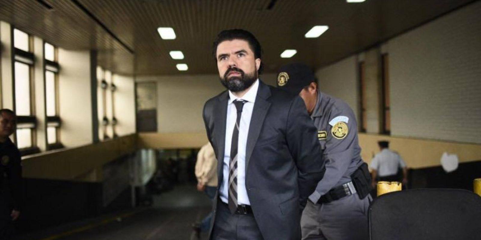 Expresidente Otto Pérez logró aplazar la audiencia intermedia del ... 75a0d83a190